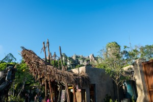 Pongu Pongu in Pandora: The World of Avatar at Disney World's Animal Kingdom