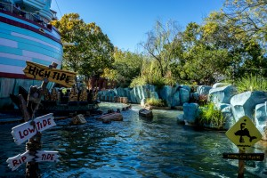 Popeye And Bluto S Bilge Rat Barges Review Islands Of Adventure