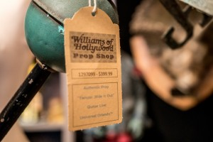 WIlliams of Hollywood Prop Shop at Universal Studios Florida