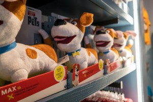 Secret Life of Pets store at Universal's Islands of Adventure