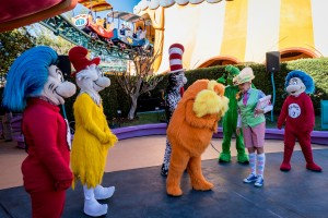 Oh! The Stories You'll Hear! in Seuss Landing at Universal's Islands of Adventure