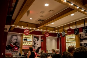 Red Oven Pizza Bakery at Universal Orlando's CityWalk