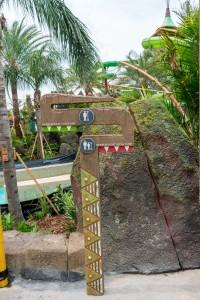 Krakatau Aqua Coaster at Universal's Volcano Bay