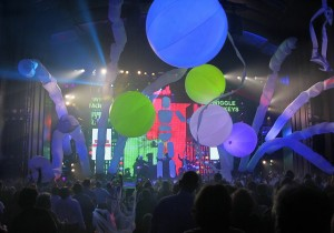 Blue Man Group Show
