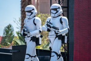 Star Wars: A Galaxy Far, Far Away & Phasma's March at Walt Disney World