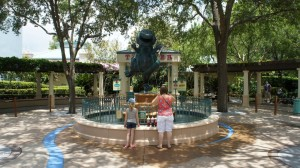 A Day in the Park with Barney at Universal Studios Florida
