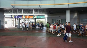 Universal Orlando Resort transportation hub