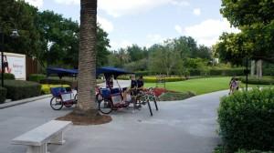Walk from Universal Studios Florida to Hard Rock Hotel